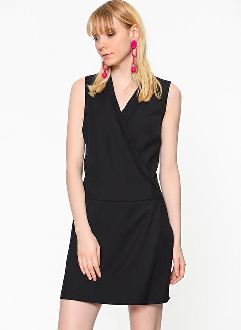 Vero Moda Mini Elbise Siyah
